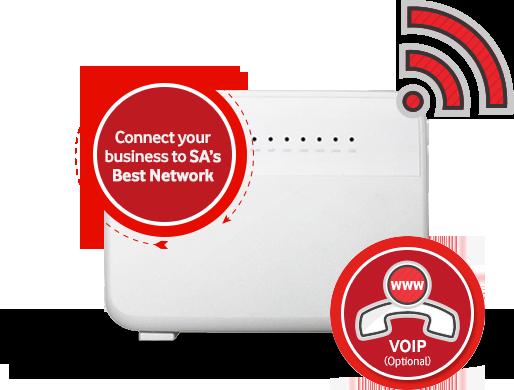 Vodacom Broadband Wireless Lite